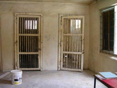 """The """"prison"""""""