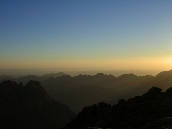 Mt. Sinai 40
