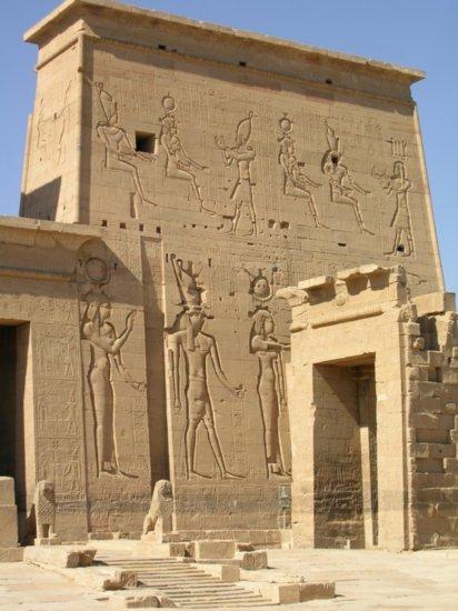 Temple of Philae 07
