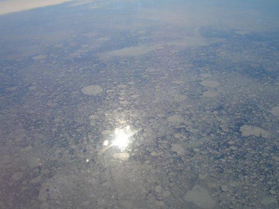 Above Greenland 16