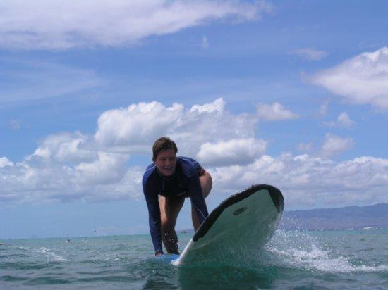 Surfing Waikiki 86