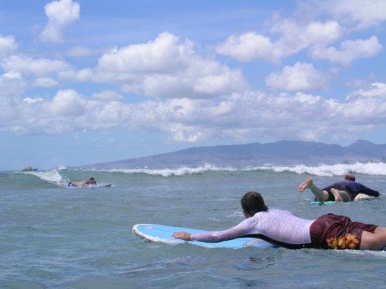 Surfing Waikiki 49