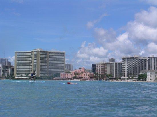 Surfing Waikiki 72