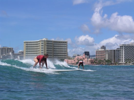 Surfing Waikiki 89