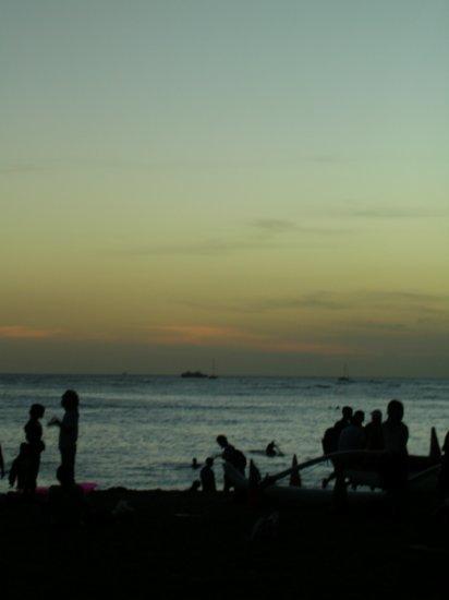 Sunset on Waikiki 01