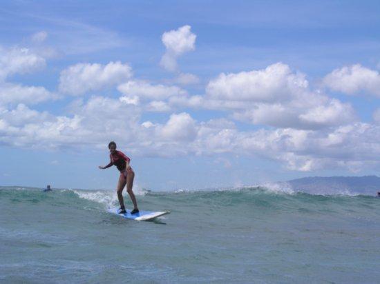 Surfing Waikiki 53