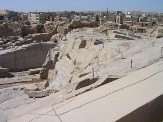 Unfinished Obelisk 02