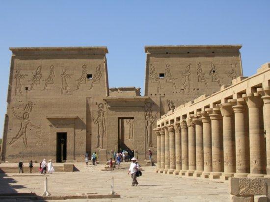 Temple of Philae 02