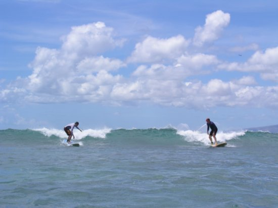 Surfing Waikiki 35