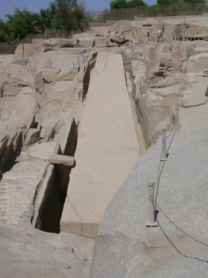 Unfinished Obelisk 03