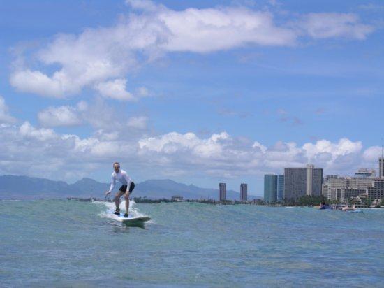 Surfing Waikiki 32