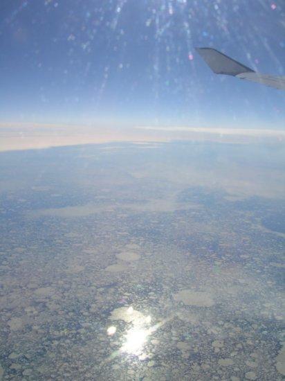 Above Greenland 18