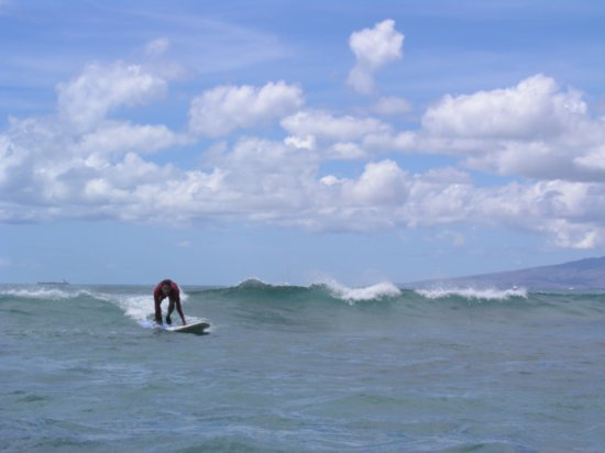 Surfing Waikiki 52