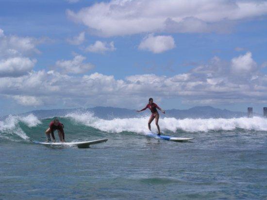 Surfing Waikiki 79