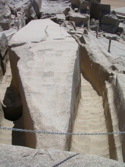 Unfinished Obelisk 01