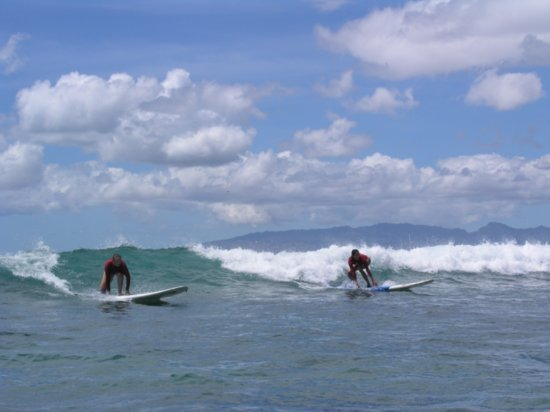 Surfing Waikiki 78