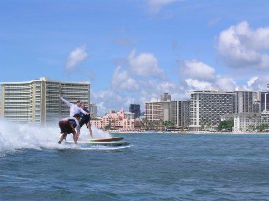 Surfing Waikiki 59