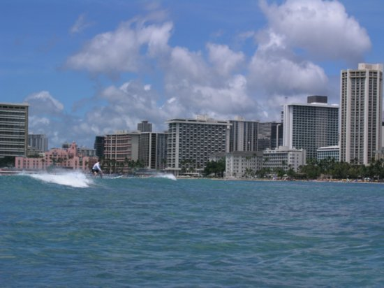Surfing Waikiki 16