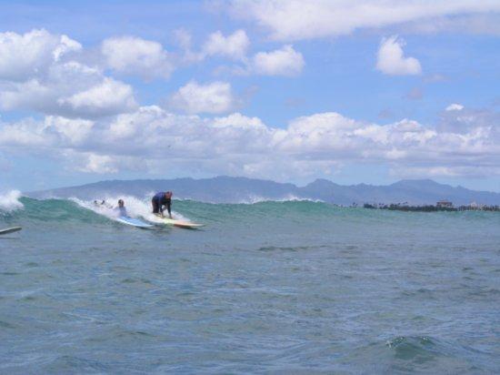 Surfing Waikiki 55