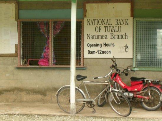 The National Bank on Nanumea