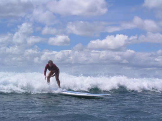 Surfing Waikiki 99