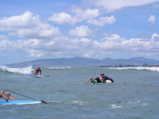 Surfing Waikiki 50