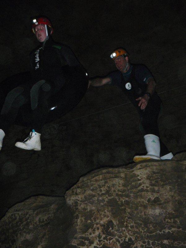 Waitomo: The Descent