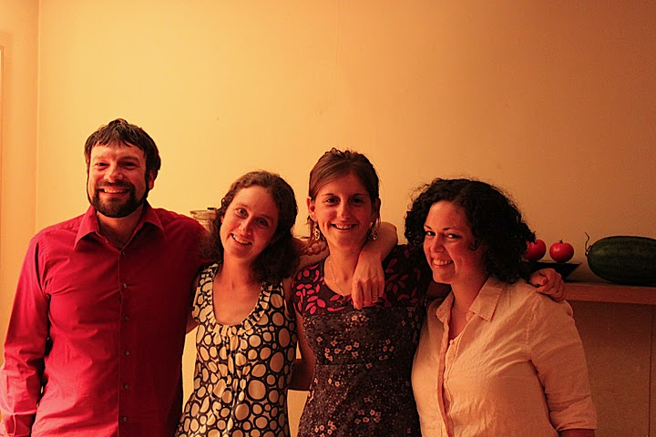 the OFAF artistic team