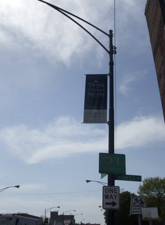 lincoln square banner