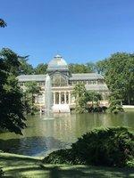 Palacio De Cristal, Parque De El Retiro, Madrid