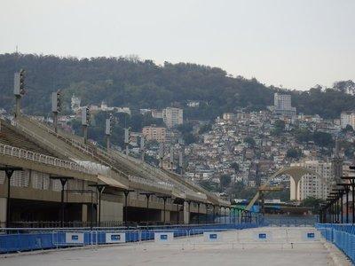 Sambodrom in Rio