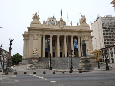 Regierungsgebäude Rio