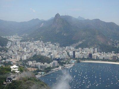Blick auf den Corcovado