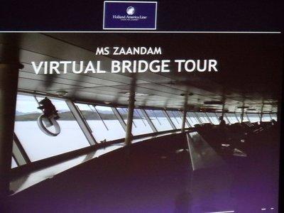 Virtuelle Tour der Brücke