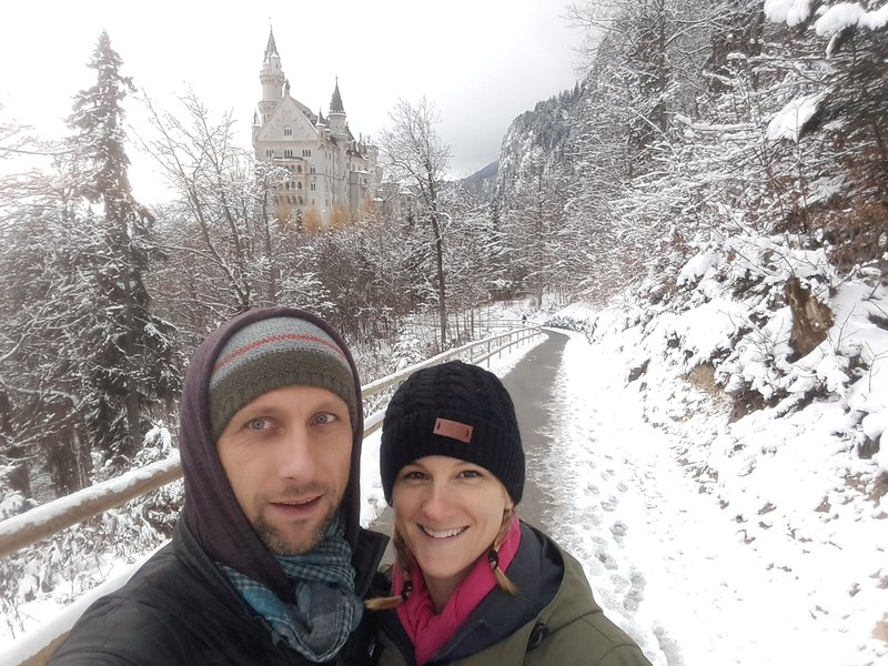 Neuschwanstein and us 20171201