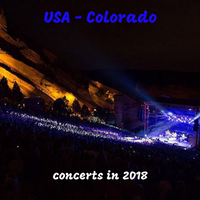 2018 concerts