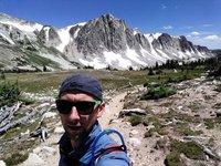 Medicine Bow Peak hike