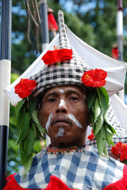 Procession costume