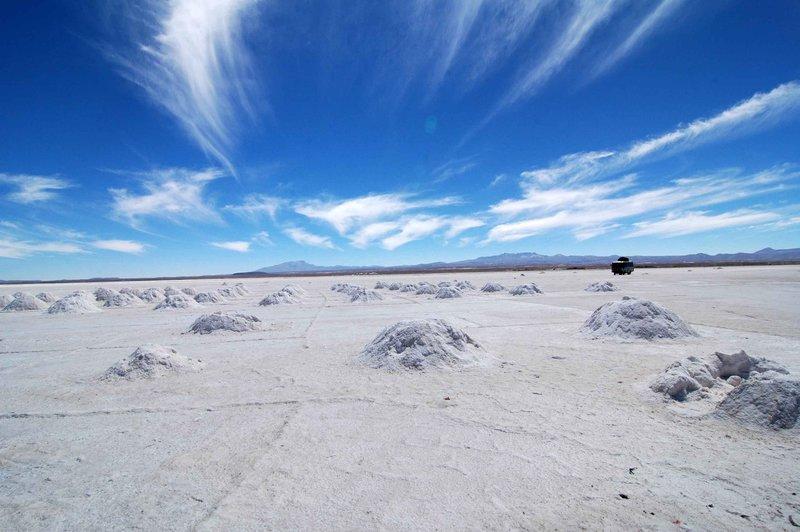 Salt extraction