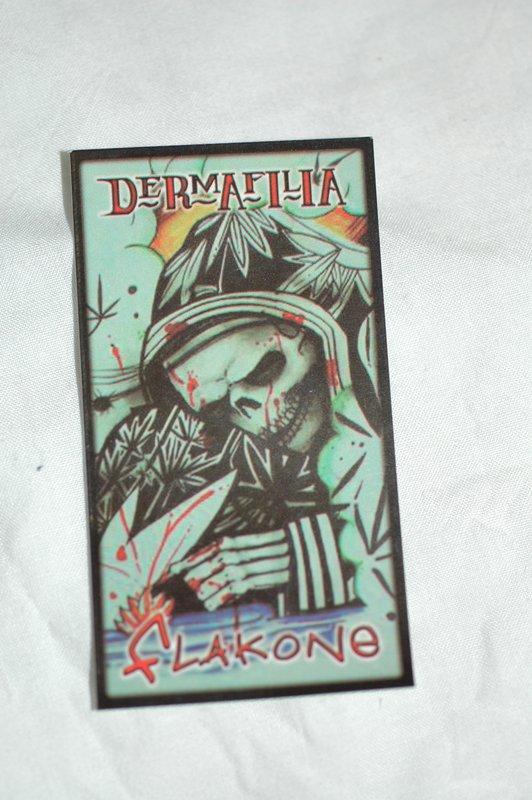 Tattoo card