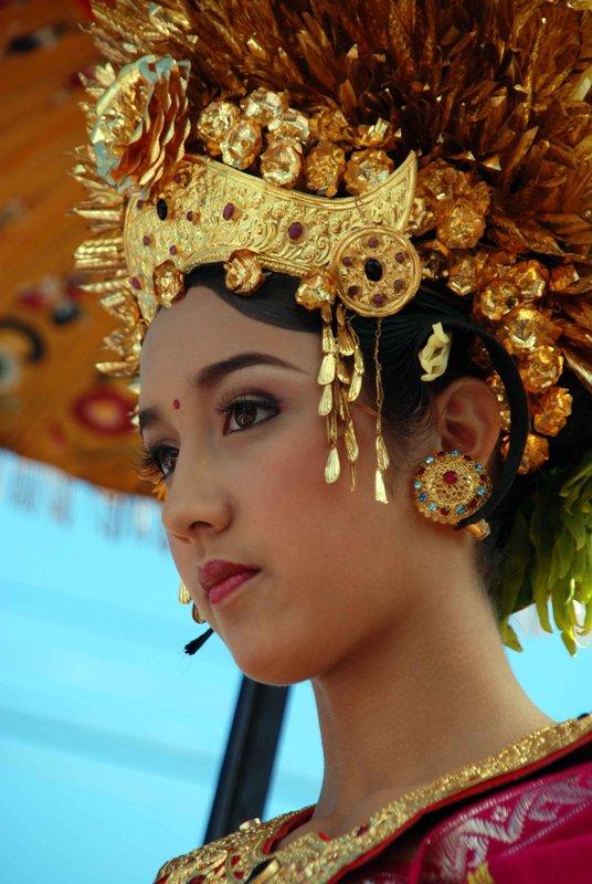 The procession princess