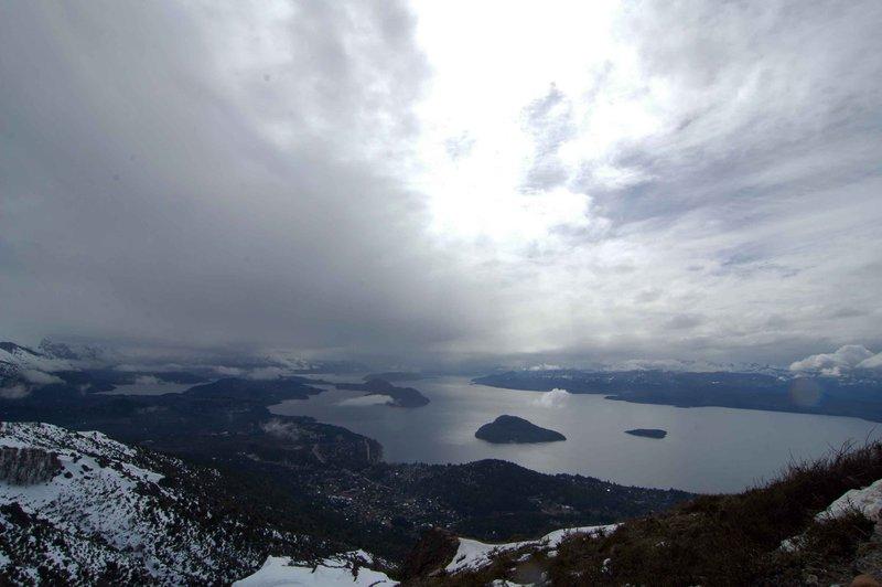 View from Cerro Otto 1