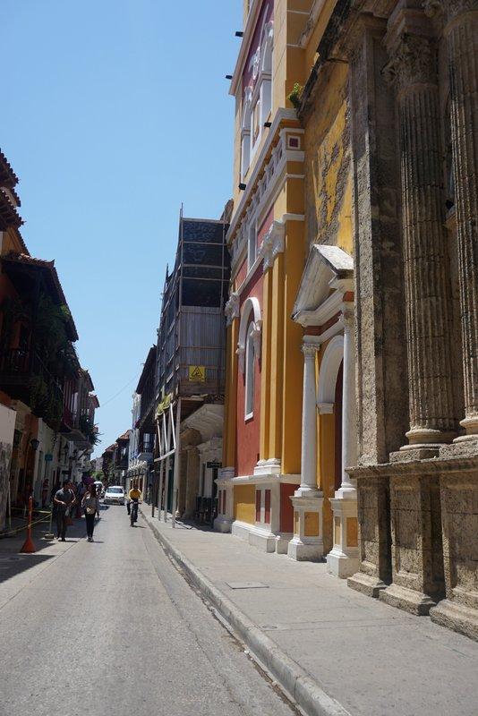 El Centro, Cartagena