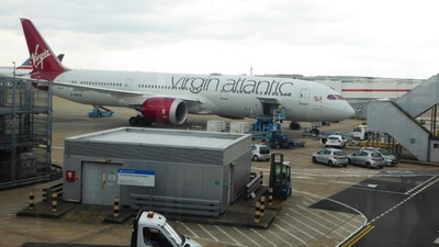 Our transatlantic transport