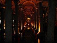 Sunken Palace Cistern (Yerebatan Saray)