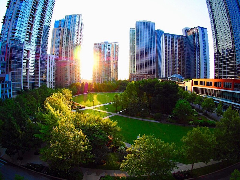 The Park at Lakeshore East