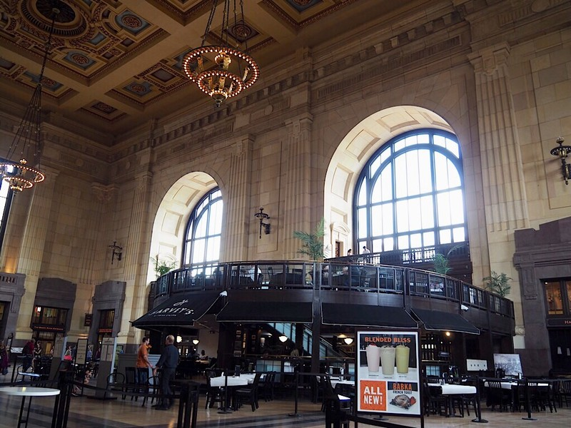 Union Station in Kansas City, MO