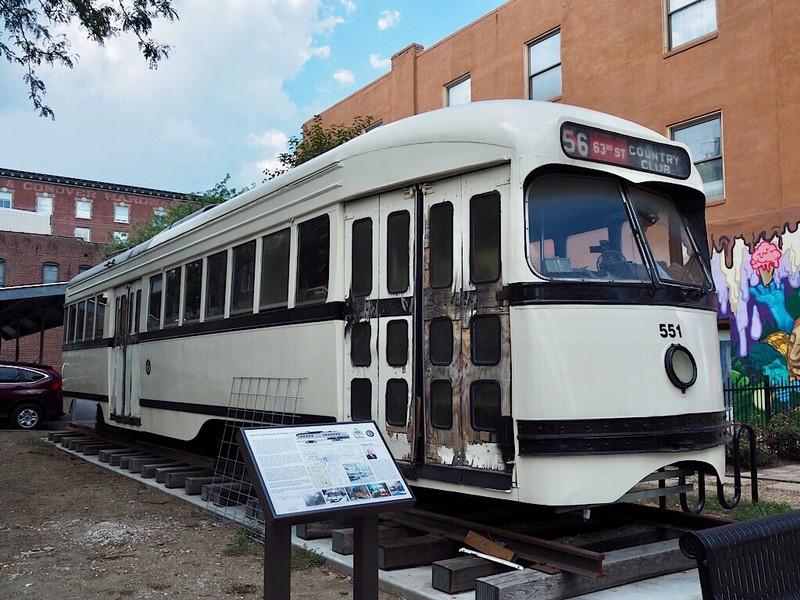 Historic Streetcar of Kansas City, MO
