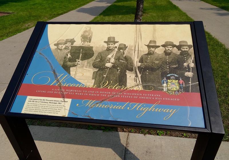 Wisconsin Veterans Memorial Highway