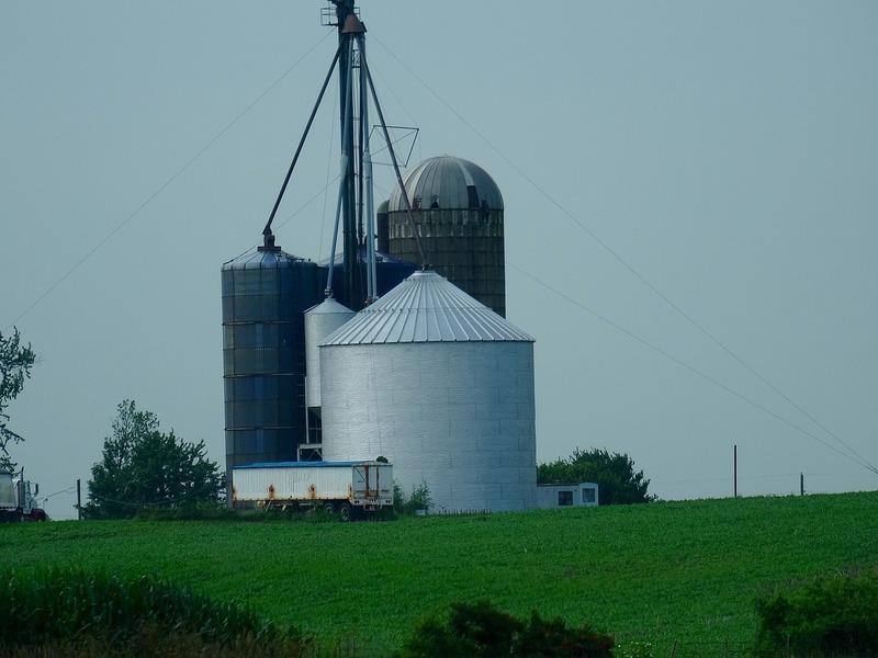 Farm in Indiana